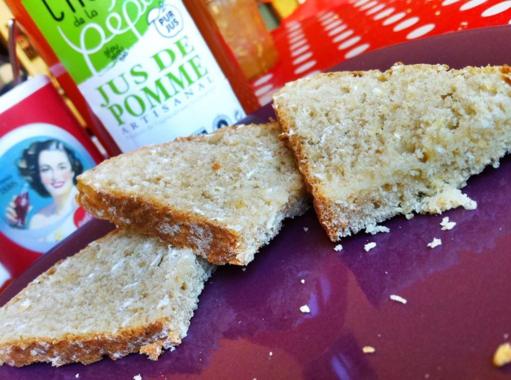 La recette du soda bread