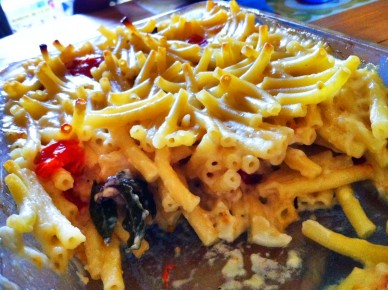 Jamie Oliver killer mac n' cheese