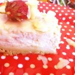 cheesecake aux fraises Apple Pie