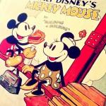 Mickey et Minnie se font un bento sur une poutrelle