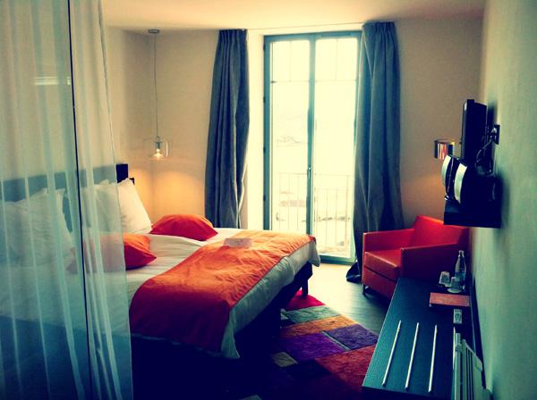 chambre Castel beausite