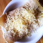 enchilada tortilla maison (de blé)