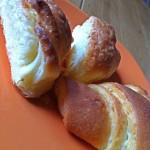 croissants, pâte levée feuilletée maison