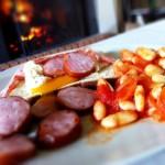 Des baked beans pour le brunch au coin du feu