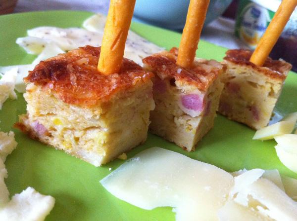 La tarte d'Electre, version hivernale