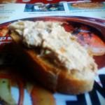 Des rillettes avec un reste de poulet rôti : impeccable !