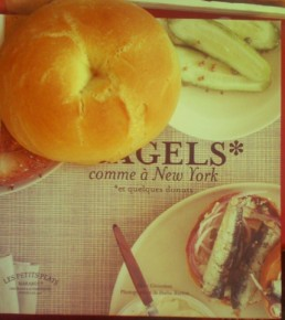 Bagels comme à New-york