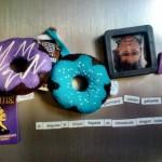 Les doughnuts de Melle Déco