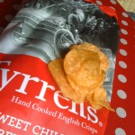 Non mais c'est bon ces chips en fait ! (Sweet Chili et Red Paprika = addictif)