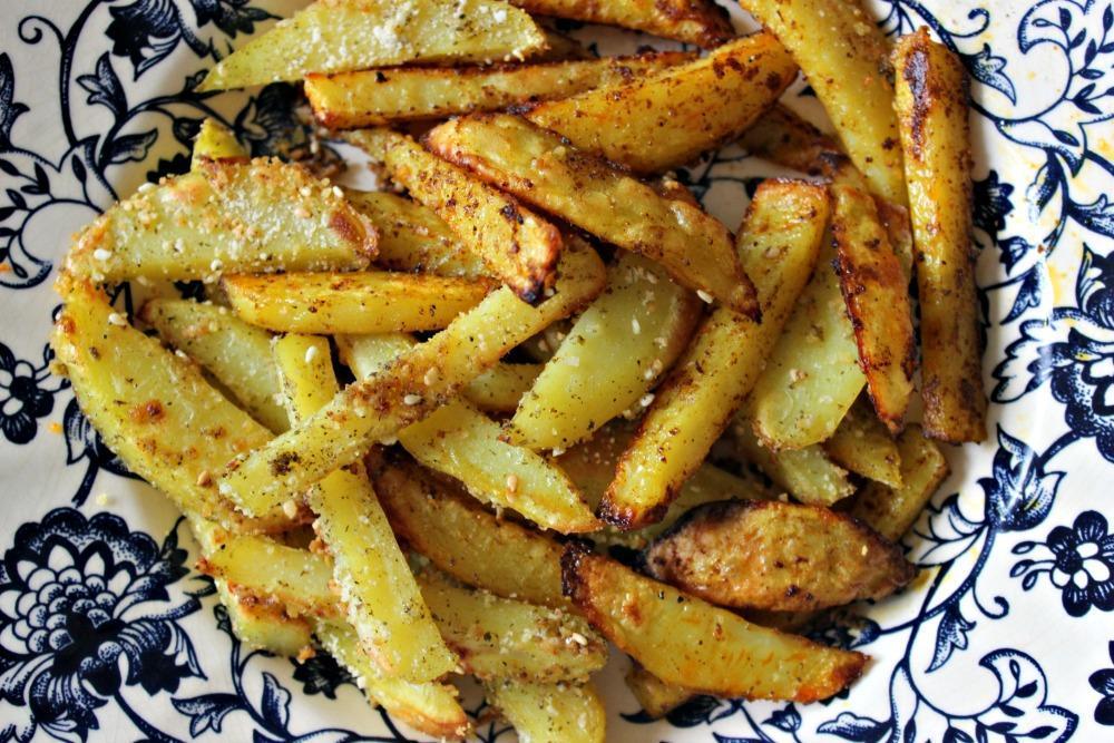 De super frites au four (quête terminée !) - DansMaCuizine