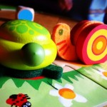 Les jeux de société pour enfants de 3 ans, quel fun...