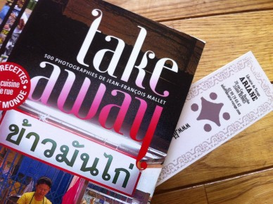 Take away Librairie du voyage