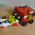 Je vis avec des ingénieurs de chez Lego et j'aime ça
