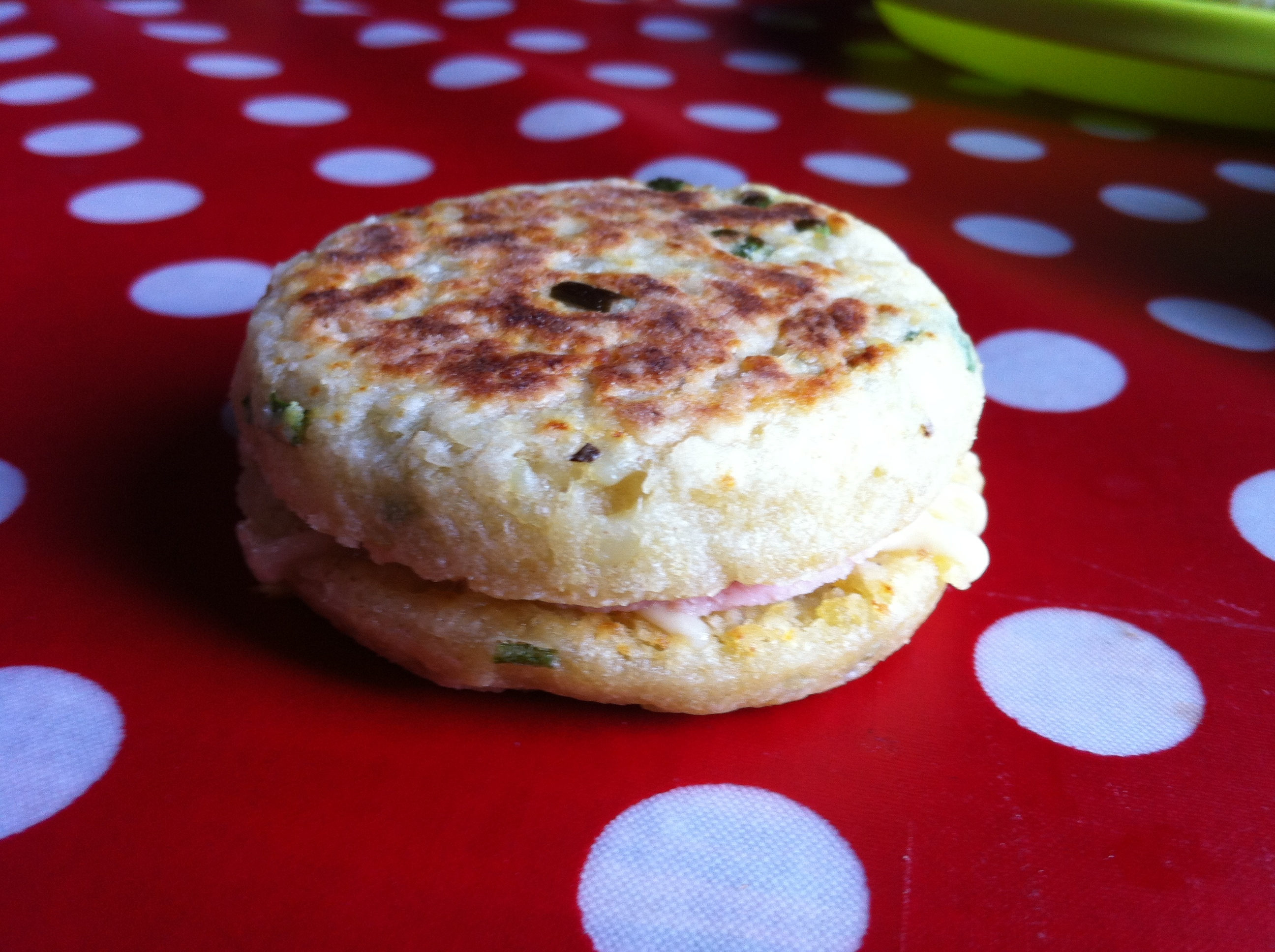 potatoe scone