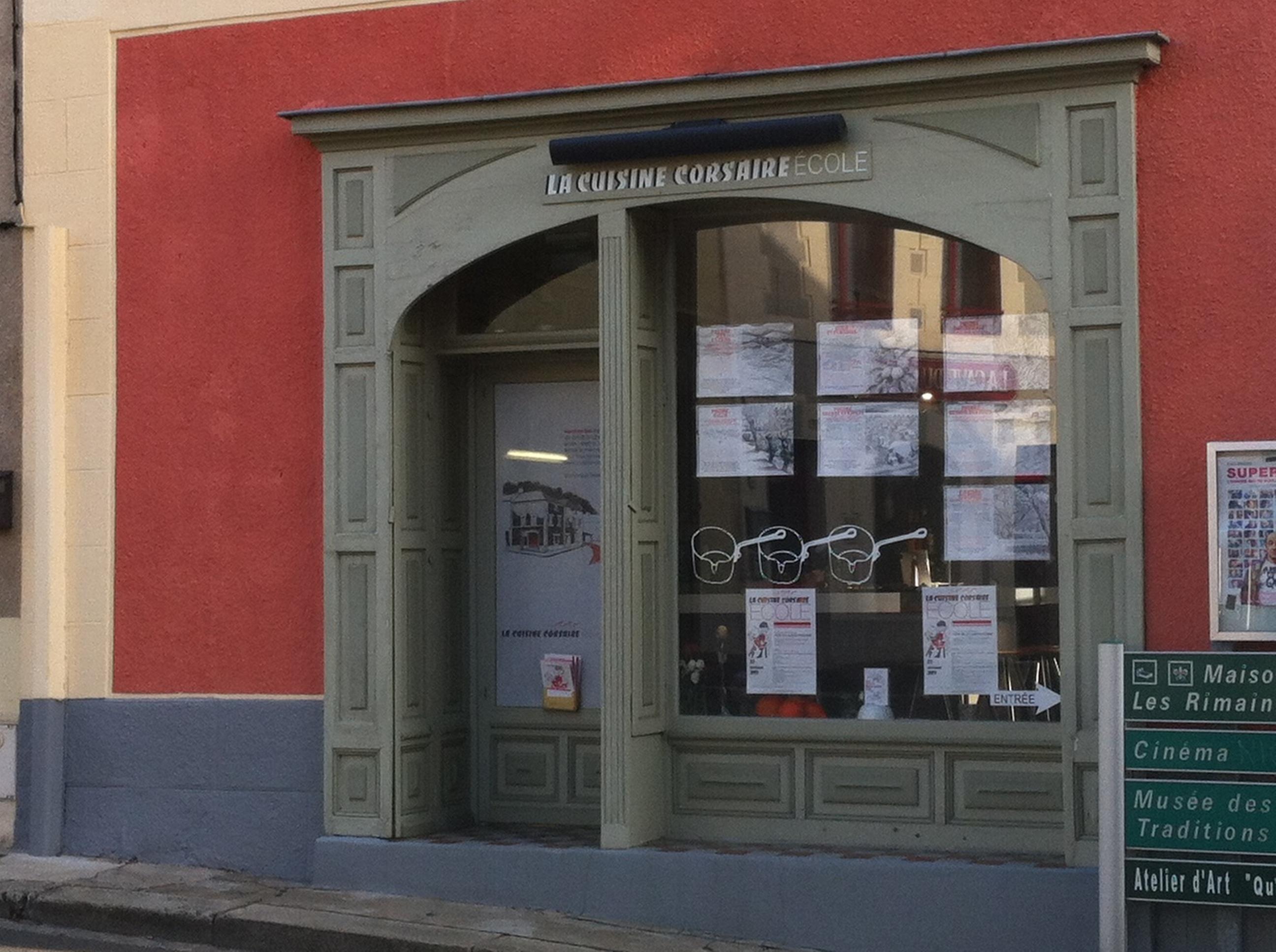 Roellinger l 39 cole de cuisine corsaire et la poudre des - Cuisine corsaire cancale ...