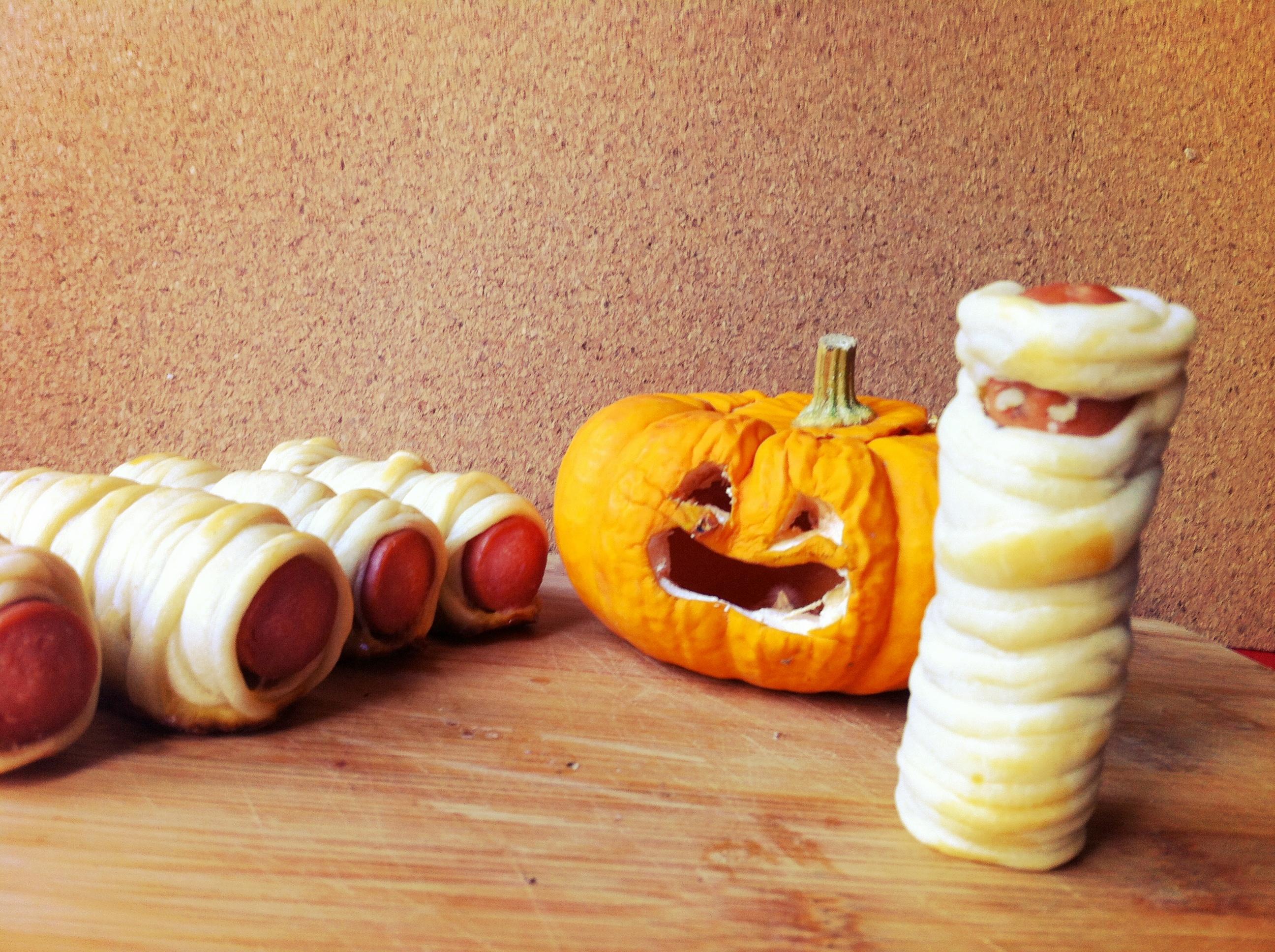 momie d'Halloween