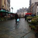 Rappelle-toi Barbara il pleuvait sans cesse sur... Rennes ! ce jour-là...