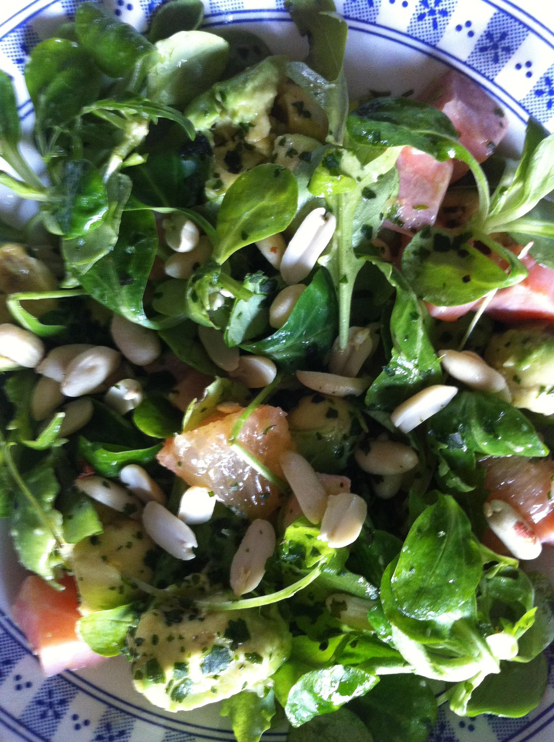 salade de brunch