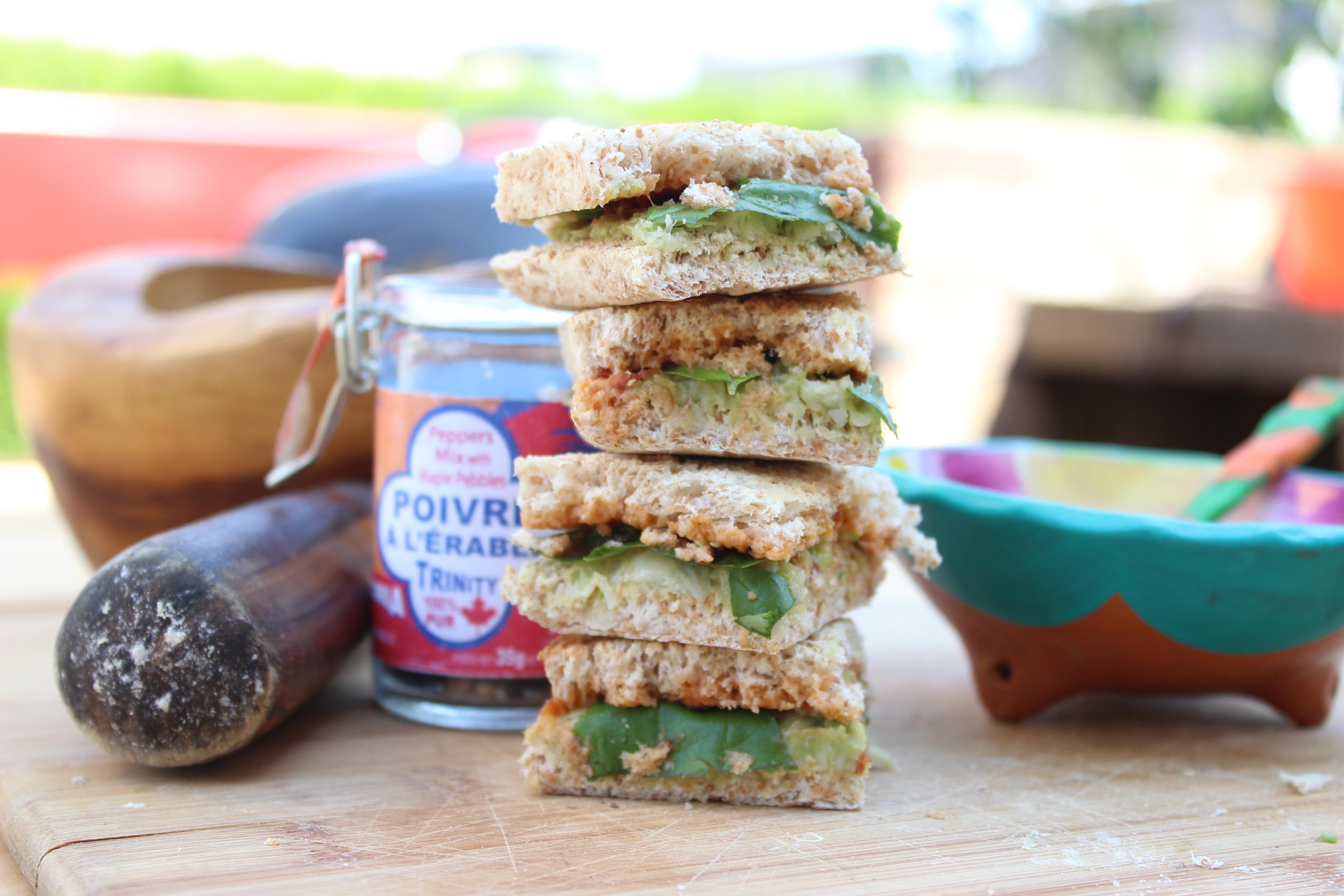 Club sandwich Gaston Lagaffe