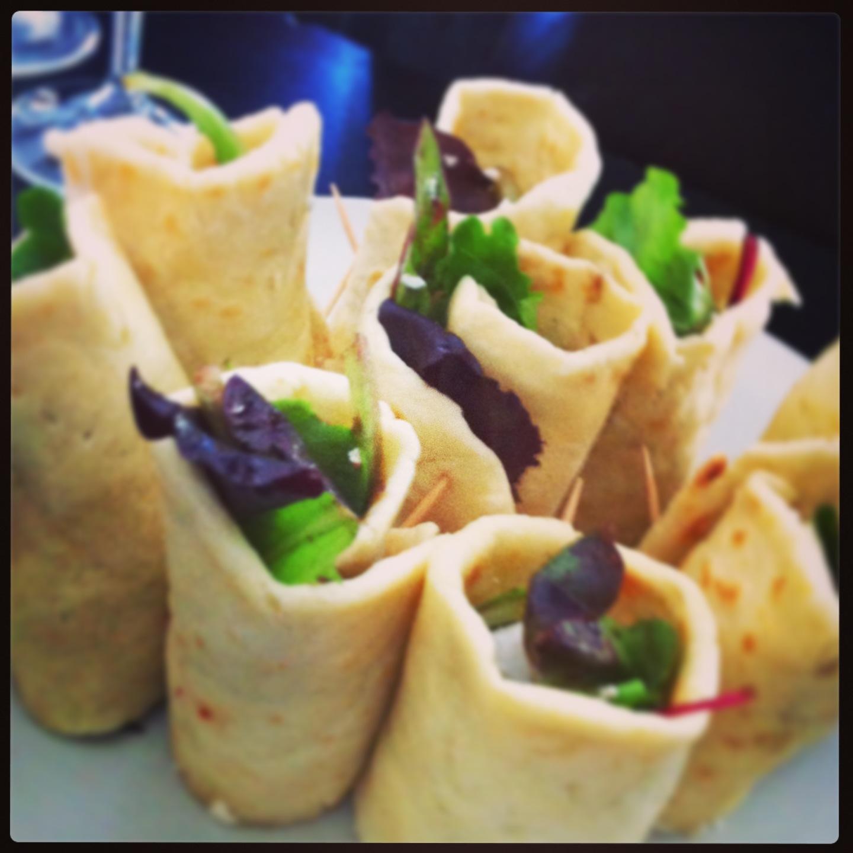 Des piadine sinon rien m me pour faire des tacos - Comment faire un tacos ...