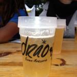 Rozenn fait super bien la bière depuis sa ferme-brasserie de Melesse ! Je recommande aux amateurs...