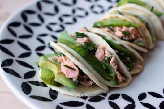 tacos piadine