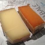 Comté et Red Leicester... Ca donne quand même bien envie de faire un dégradé de fromages, non ?