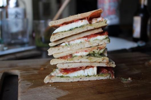 sandwich pain polaire Gruau d'Or