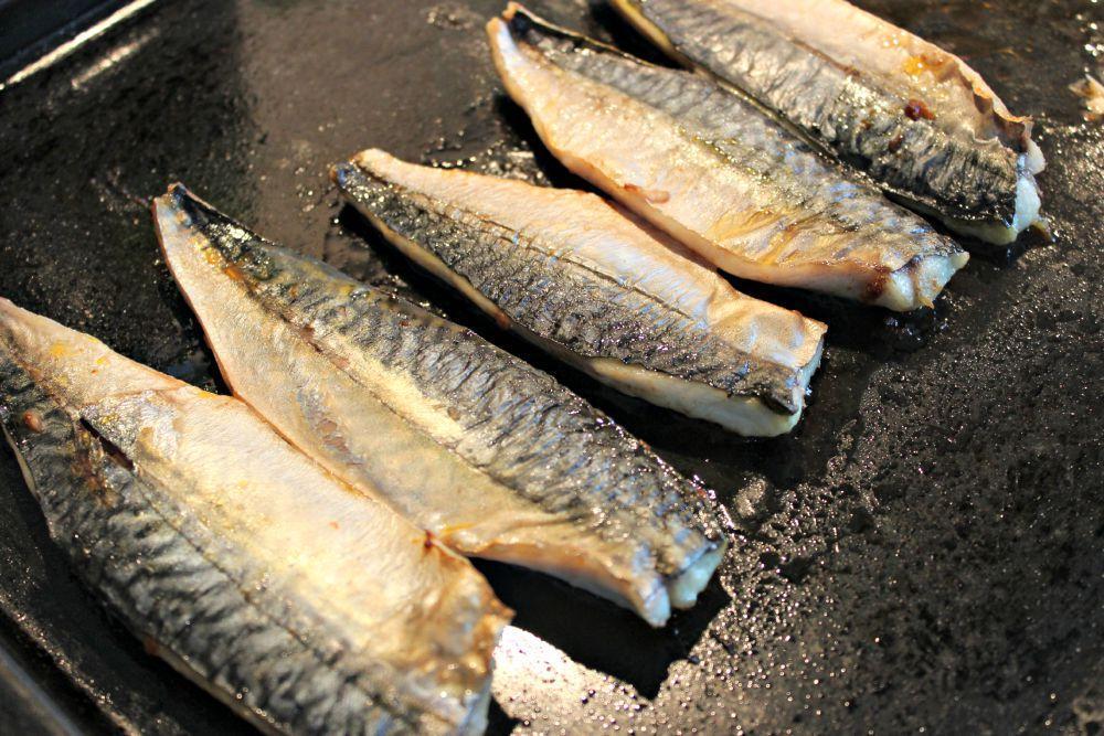 Des maquereaux grill s pour l 39 ap ro dansmacuizine - Cuisiner des maquereaux ...