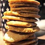 pancakes Marie Chioca Dans ma cuizine