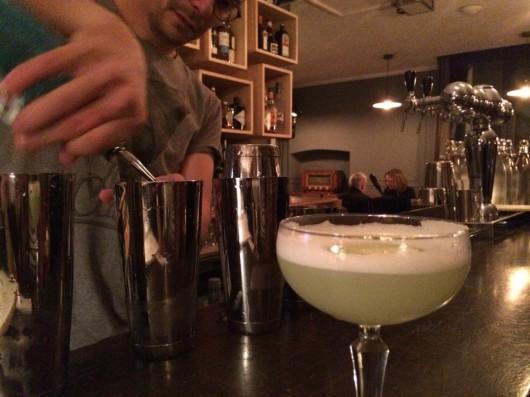 bricoles Rennes cocktail