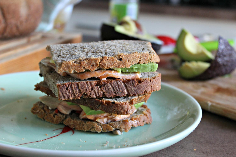 Recette de pain algues et blé noir
