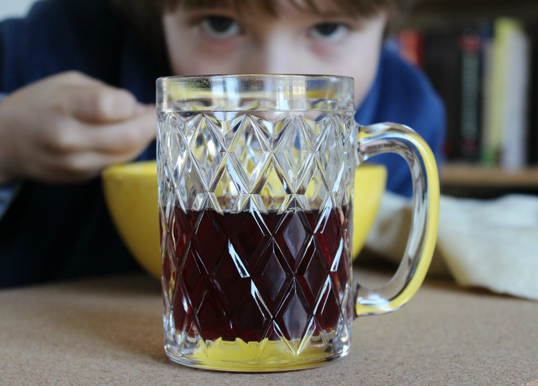 Ma très belle tasse d'Emmaus
