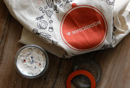 Recette Hutchinson, rillettes de poulet