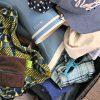 La valise de la colonie de vacances