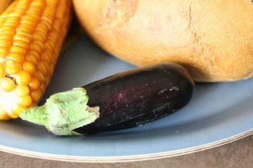 Mini-aubergine