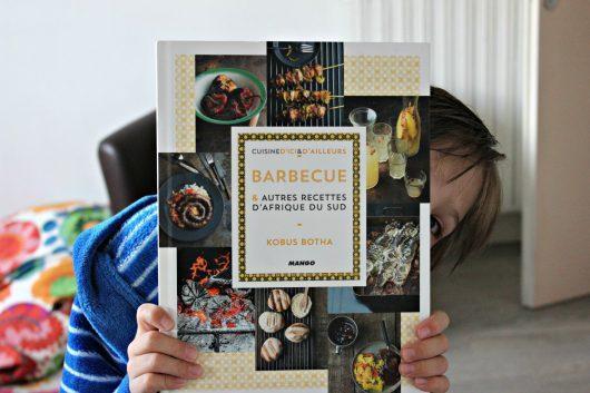 Livre de recettes sud-africaines