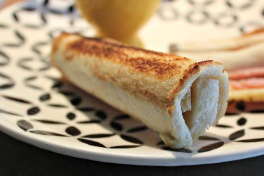 Mouillettes façon grilled-cheese