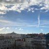 Marseille depuis la gare Saint-Charles