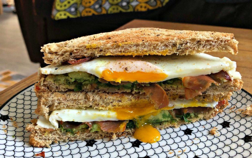 La recette du sandwich de brunch parfait à l'œuf