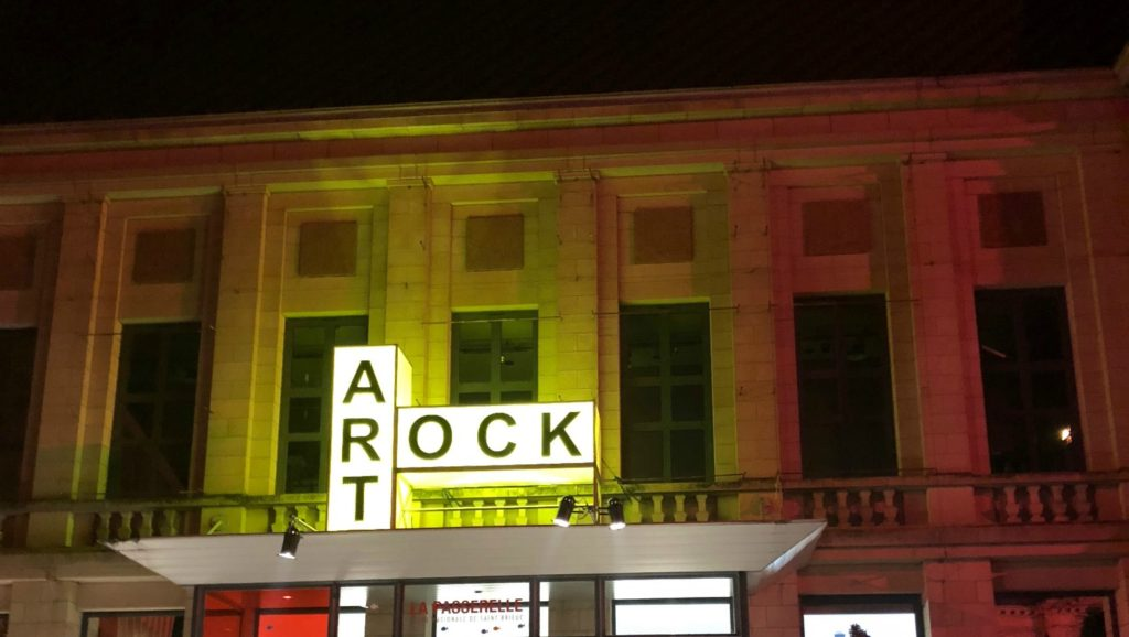 Art Rock Saint-Brieuc 2018