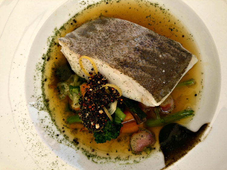 Restaurant Les Carmes à Rennes