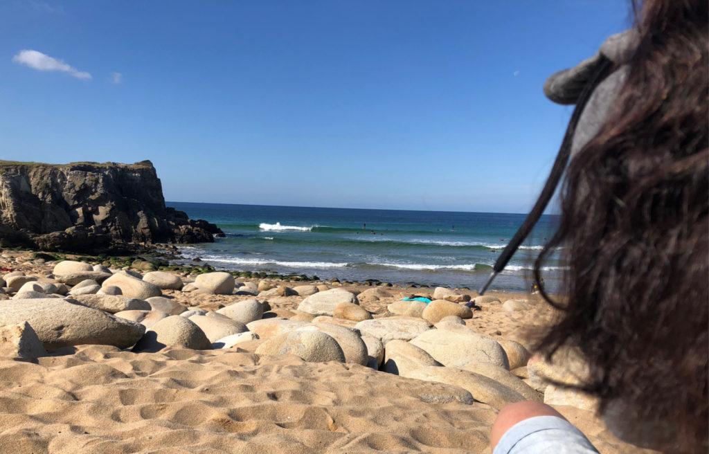 Coupe de cheveux à Port Bara
