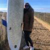 Surfer à La Guérite
