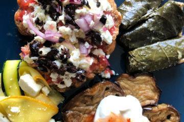 Assiette Ifantis