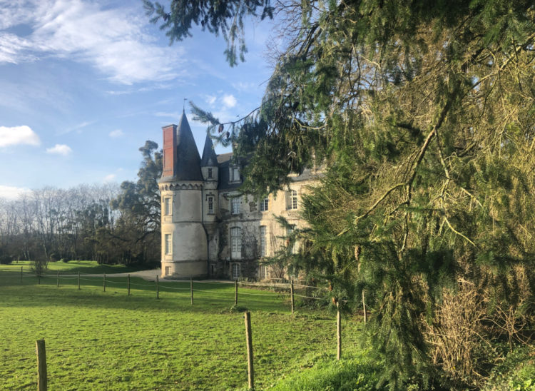 Noël aux écuries du château du Crévy