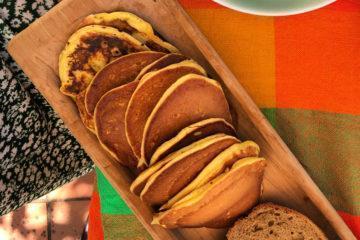 pancakes du brunch